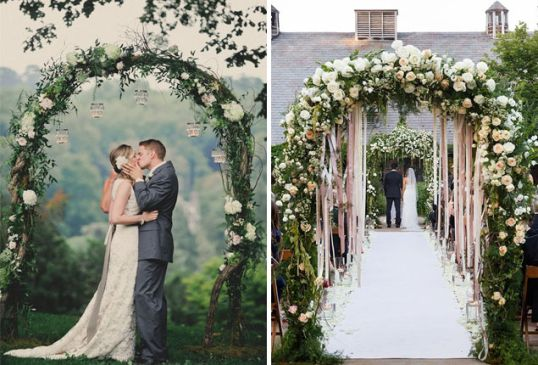 Wedding Florists Add Personality with One-Of-A-Kind Wedding Flowers