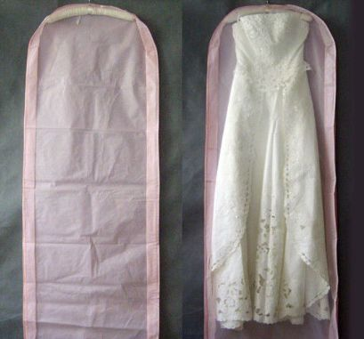Keeping Your Wedding Dress Safe after the Ceremony